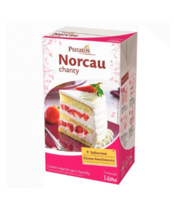 Chantilly Norcau 1 litro - Puratos