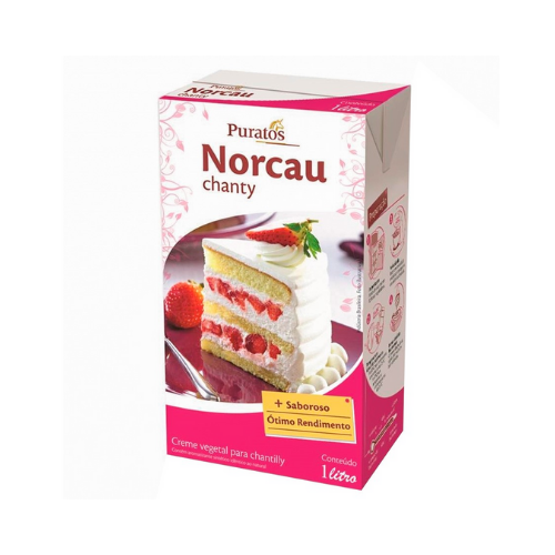 Chantilly Norcau 1 litro - Puratos